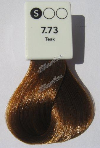 Тик цвет волос